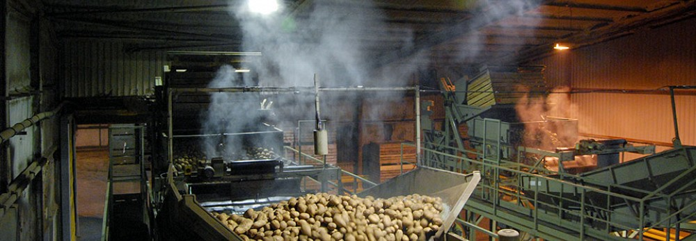 Low Energy Dust Suppression, Cooling and Humidification