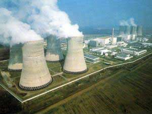 Reducing Energy Consumption power station