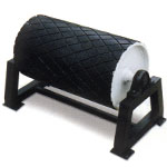 A complete range of Conveyor drums and rollers is available from Renby Limited